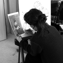 cours de dessin à Paris